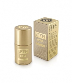 EFFFI GOLD EXCLUSIVE 50ml- DOPRODEJ